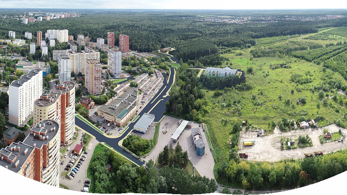 На базе «Лесная» в Троицке построят физкультурно-оздоровительный комплекс